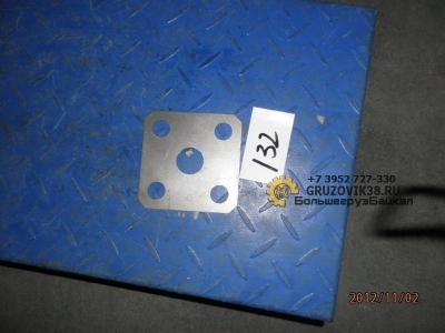 Шайба (пластина) балансира стопорная квадратная 199014520265