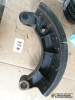Колодка тормозная задняя с роликом J6 (30 отверстий) FAW 3502375
