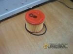 Фильтр грубой очистки катридж сепаратора