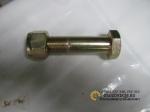 Болт крепления тяги реактивной короткий c гайкой 151В2090