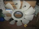 Вентилятор охлаждения ДВС   (Ф570мм 10 лопастей без кольца) VG1500060047