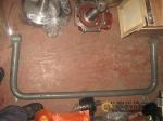 Стабилизатор задний в сборе 6x4 AZ9719680006