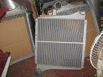 Радиатор интеркулера WD 615  290 /336 л.с WG9725530020