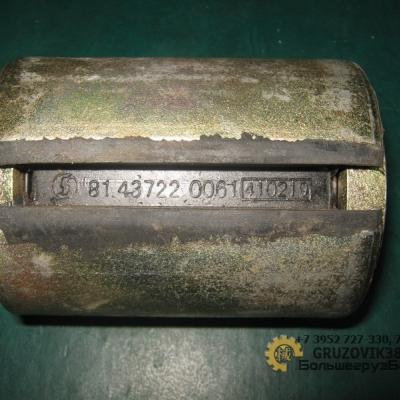 Втулка передней рессоры F3000 (S) 81.43722.0061