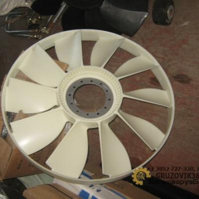 Вентилятор охлаждения ДВС (S) WP-10 (Ф640мм 10 лопастей с кольцом) 612600060446