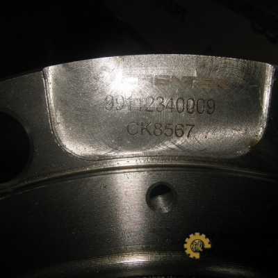 Ступица задней оси КРЕАТЭК CK-99112340009