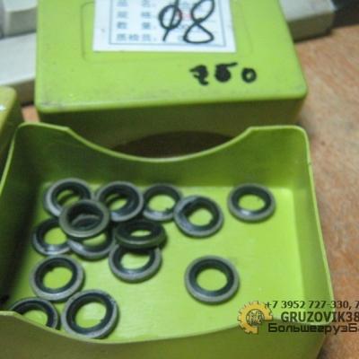 Шайба болта полого обратки с резиновой вставкой М8 90003098018