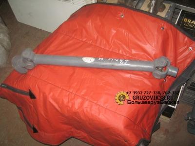 Вал карданный коробки отбора мощности, длина - 730 мм QDZ3320S-8604056B740
